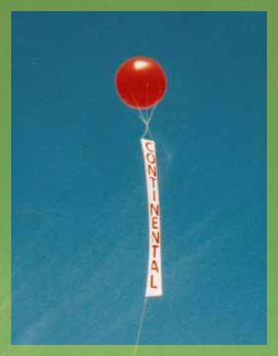 advertising ball balloon